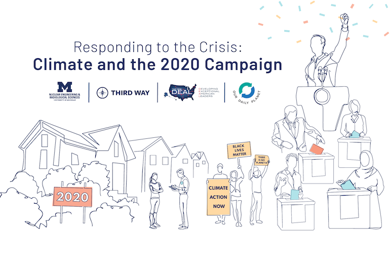 Climate and the 2020 Campaign Header 23
