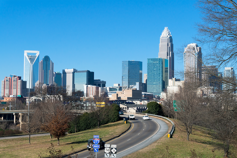 Charlotte View