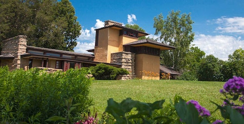 Taliesin East Frank Lloyd Wright