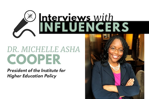 Interview Dr Michelle Cooper