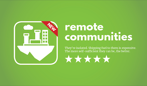 Remote Communities Product Hero
