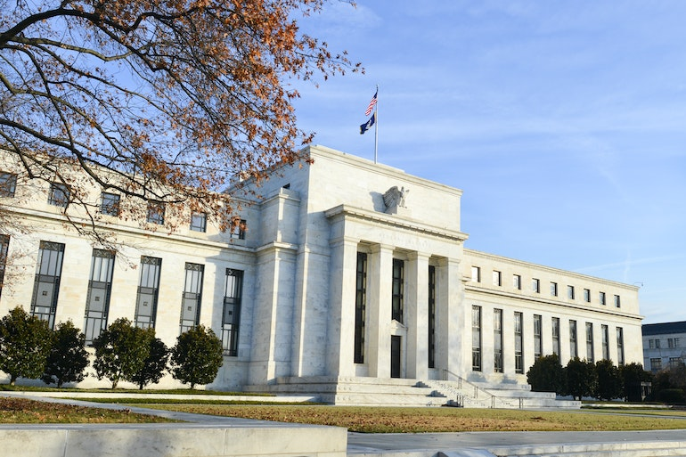 Federal Reserve Shutterstock 240154183