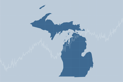 Header graphic michigan