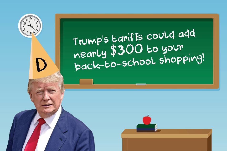 Trump Back To School Header