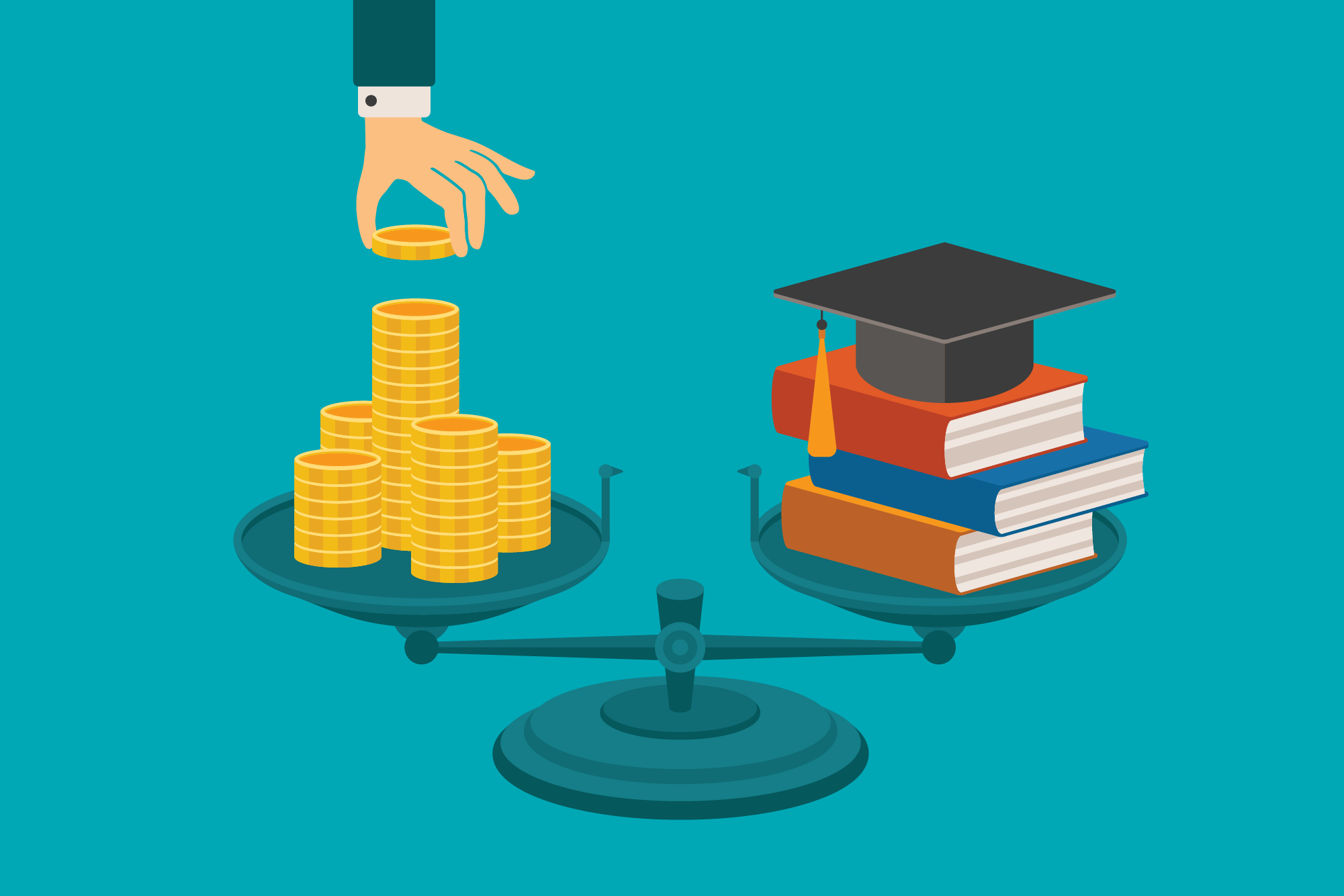 Paying Extra on Student Loans - Learn the Pros and Cons