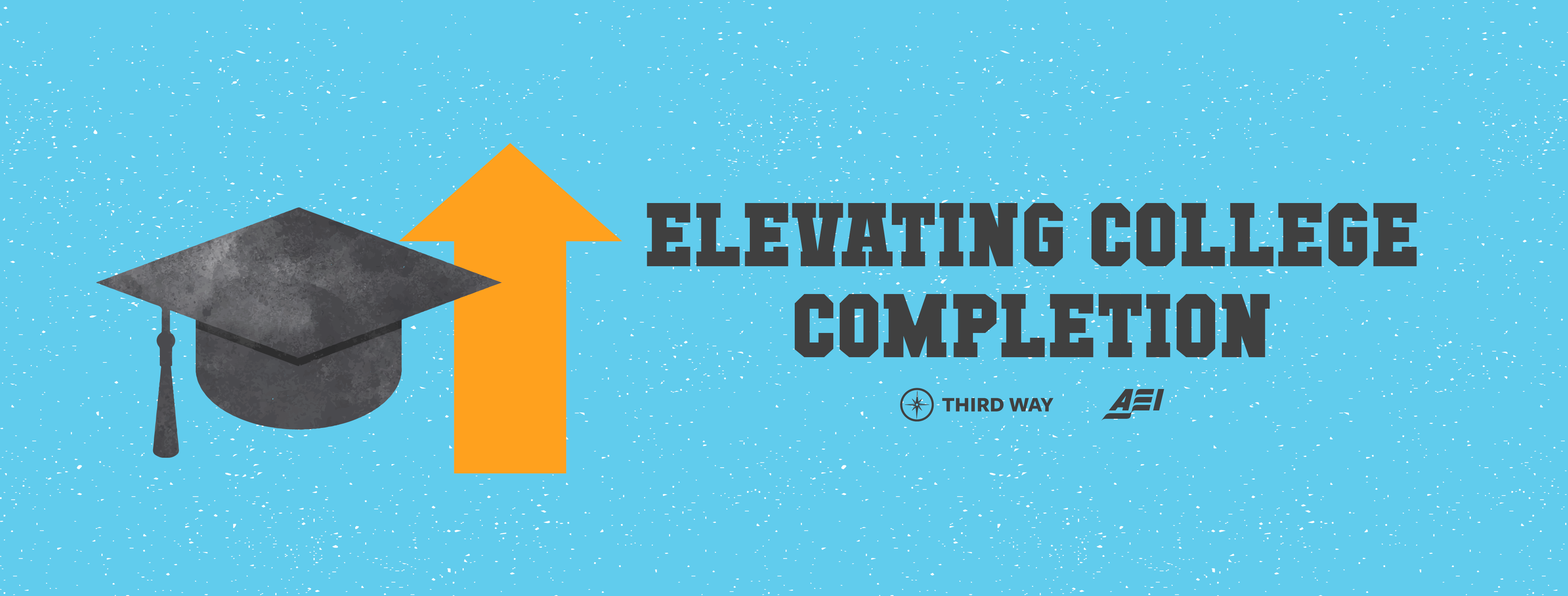 Elevating College Completion Series Header